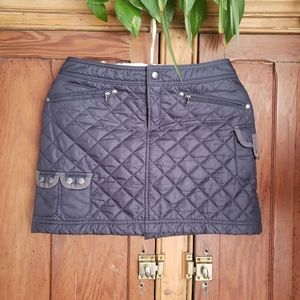 Athletha Quilted Skirt sz 2